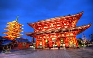 Easy Giappone Asakusa Kannon Temple