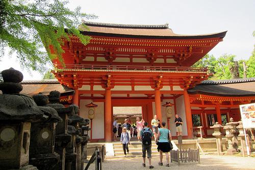 Easy Giappone Kasuga Taisha Shrine
