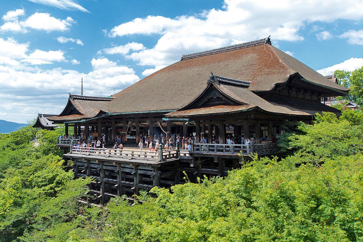 Easy Giappone Kiyomizu Temple