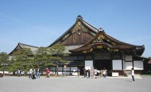 Easy Giappone Nijo Castle
