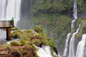 Esplorando l'argentina 30 Puerto Iguazù
