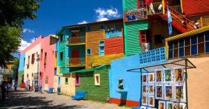 Esplorando l'argentina 8 quartiere de la Boca