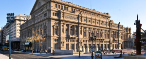 Esplorando l'argentina 9 Teatro Colon