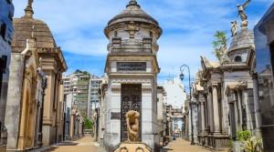 Esplorando l'argentina cimitero 1