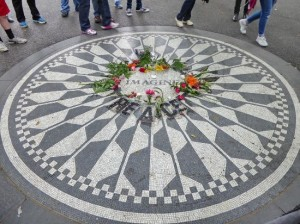 FESTE Strawberry Fields Memorial di John Lennon