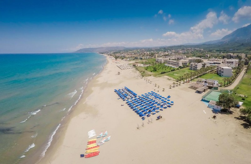VERACLUB DELFINA BEACH - CRETA spiaggia