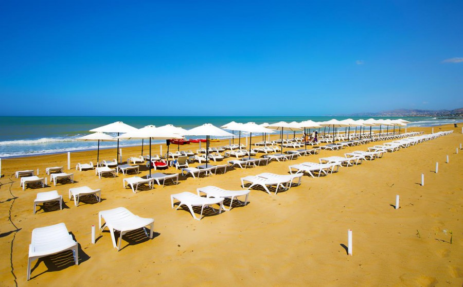 BaiaDiUlisse spiagge