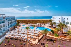 fuerteventura maxorata resort dall alto
